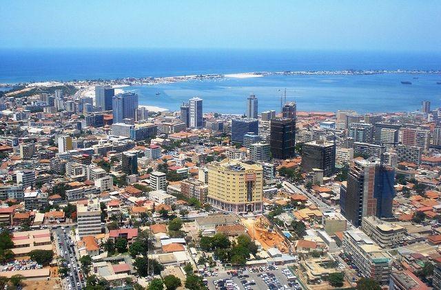 Angola.Luanda,City